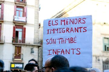 menors immigrants exmenas