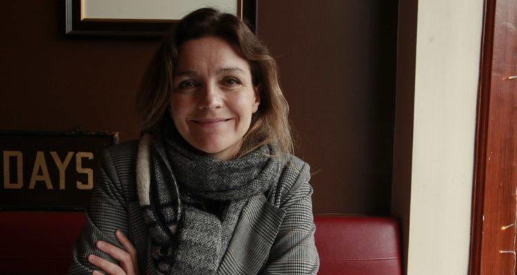La diputada islandesa Rósa Björk va parar els peus a la diplomàcia espanyola en relació al conflicte amb Catalunya. Foto: Èric Lluent.