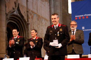 mossos esquadra lleida comunicació guardó