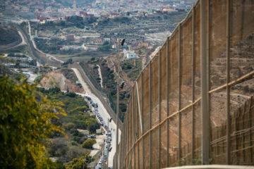 frontera sud melilla
