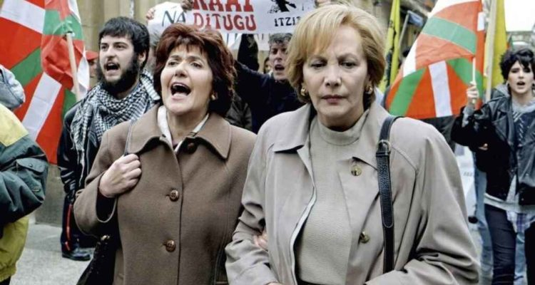 Les actrius Elena Irureta i Ane Gabarain protagonitzen la sèrie 'Patria'. Imatge: HBO.