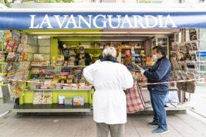 Un quiosc a Sant Andreu. Foto: Ajuntament de Barcelona