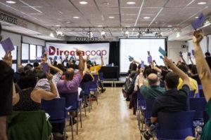 Assemblea a La Directa. Foto: Victor Serri (La Directa)