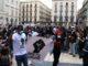 Manifestació contra el racisme a Barcelona. Foto: Mar Vila / ACN