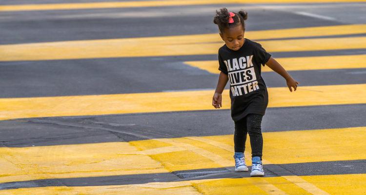 Black Lives Matter Plaza. Foto: Victoria Pickering (Flickr)