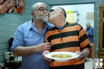 """Acte """"La comida de la abuela"""". Foto cedida: Fundación 26 de Diciembre"""