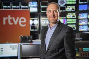 Enric Hernàndez, director d'Informació i Actualitat de RTVE. Foto: Corporación RTVE