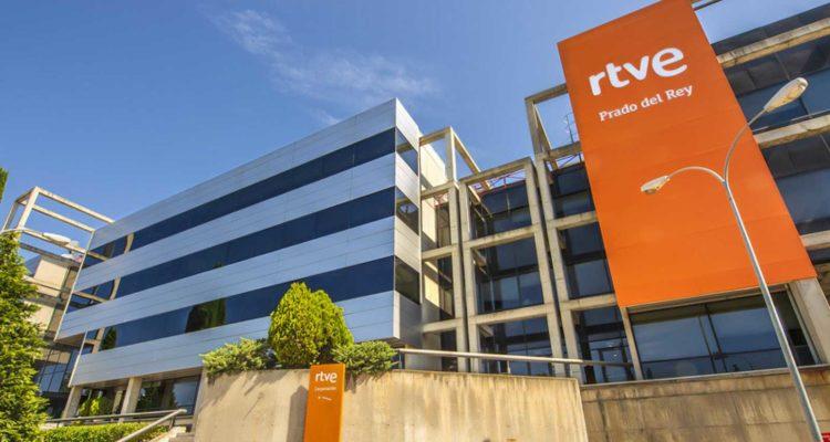 Seu de Ràdio Televisió Espanyola a Prado del Rey, a Madrid. Foto: RTVE.