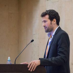 Investigadors de la UPF, entre els quals Lluís Mas Manchón, han analitzat la cobertura que va fer 'El País' del referèndum de l'1-O i les setmanes posteriors. Foto: cedida.