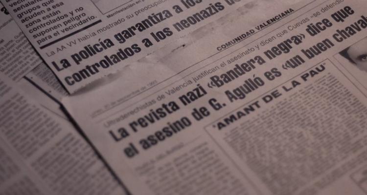 Fotograma de la pel·lícula 'La mort de Guillem' (2020) de Carlos Marqués-Marcet.