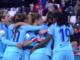 El partit de futbol entre l'Athletic Club i l'Atlètic de Madrid, dimecres a San Mamés, va batre un rècord d'assistència en un matx d'equips femenins. Foto: Reial Federació Espanyola de Futbol.