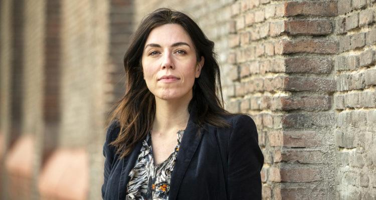 Marta Peirano, periodista especialitzada en tecnologia. Foto: Álvaro Minguito