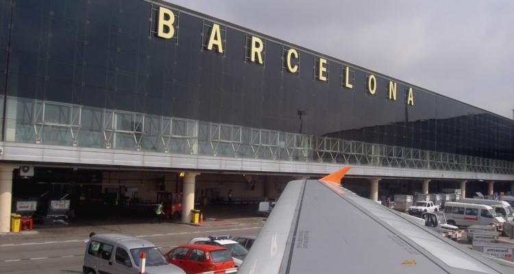 Aeroport del Prat de Barcelona. Foto: CC by Wikimedia Commons manuelfloresv