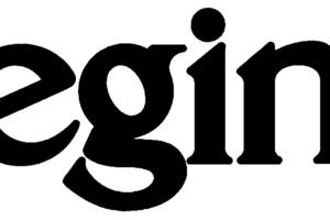 Logotip del diari basc 'Egin'.