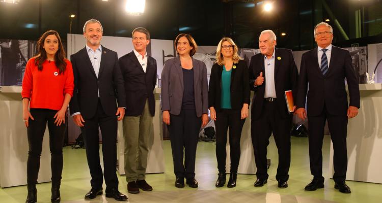 alcaldables eleccions ajuntament barcelona 2019