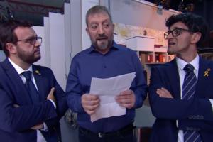 """Captura de pantalla del programa """"Polònia"""" de TV3"""