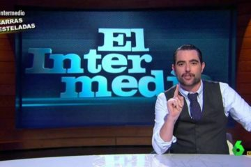 Dani Mateo, humorista al programa 'El Intermedio'. Foto: Atresmedia.