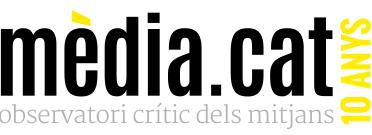 Mèdia.cat – Observatori Crític dels Mitjans logo