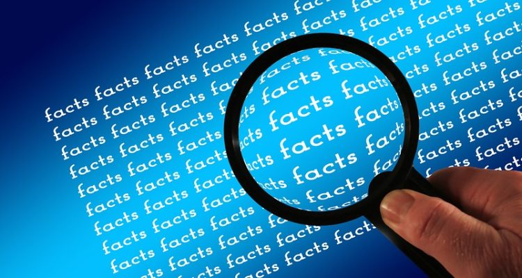 facts magnifying glass