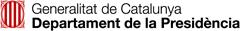 Generalitat de Catalunya - Departament de presidència