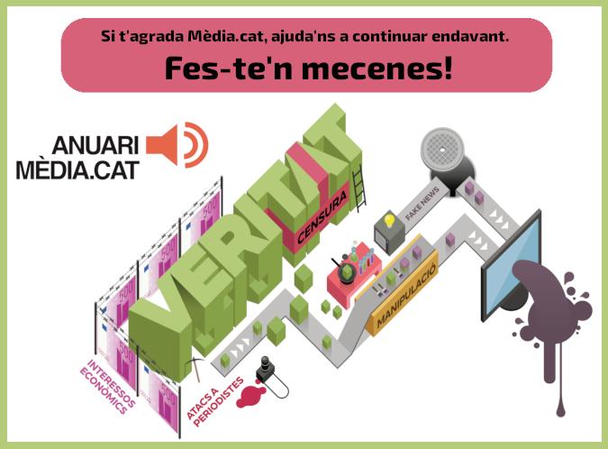 Ves a Verkami Anuari Mèdia.cat 2019